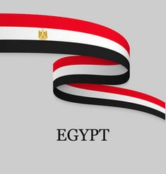 Egypt flag on white background Royalty Free Vector Image Free Vector Images, Vector Free, Egyptian Flag, Dojo, Independence Day Poster, Iphone Wallpaper Video, Diabetes Information, Web Design, Graphic Design