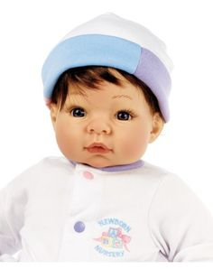 Newborn Nursery Baby Doll - Munchkin