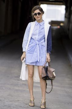 That's a Wrap! See the Best Street Style From All of Fashion Month