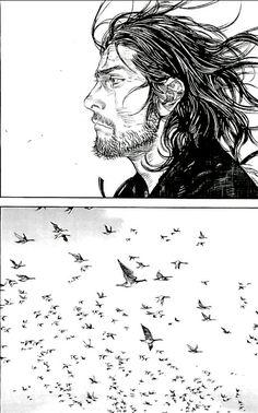 Vagabond Manga, Animated Man, Samurai Artwork, Miyamoto Musashi, Ninja, Manga Artist, Image Manga, Manga Illustration, Japan Art