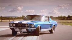 Richard Hammond's '67 Ford Mustang GT 390