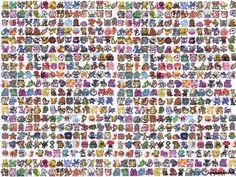 Game Boy et Pokemon Collection Integrale More here! http://lamaisonmusee.wordpress.com/