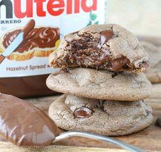 Cookies Nutella *_* ☆