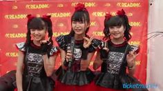 BABYMETAL are coming for Wembley!