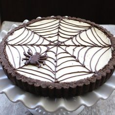 *Spider Halloween Cake *Pastel araña de Halloween