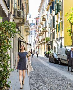 Style-Trip: Mailand mit Margot Zanni Die italienische Stadt Mailand präsentiert sich als international und weltoffen. Die spannende Mischung aus Geschichte, Mode, Design und Lifestyle spiegelt die lebendige Seele der Stadt perfekt wider. Wir haben Margot Zanni, Style Director von Westwing Mailand, einen Tag durch die italienische Mode- und Lifestyle-Hauptstadt begleitet. Entdecken Sie mit ihr die Must-sees von Mailand.