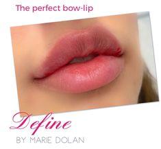 Lip filler @ Define By Marie Dolan - MakeUp World Lip Injections, Lip Plumper, Lip Types, Lips Quotes, Botox Lips, Lip Surgery, Natural Pink Lips, Korean Lips, Lips Sketch