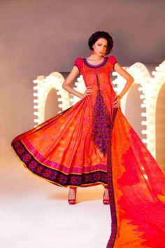 {Fashion: Nomi Ansari, Summer Collection 2011} - South Asian Bride Magazine :South Asian Bride Magazine