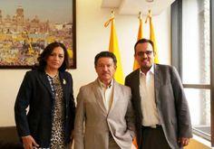 Respalda Navarrete a Cambrón y Jiménez, analizan la agenda local