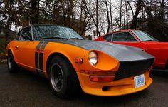 Datsun 240/260Z by Shane's Stuff, via Flickr