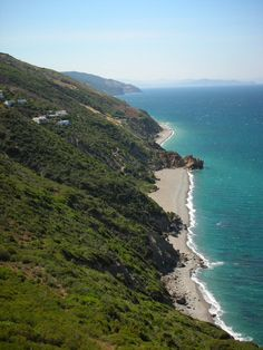 One of the most remarkable destinations surrounded by the Mediterranean Sea - Moroccan Tetouan