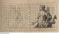 Image from Robert Fludd's Utriusque Cosmi from 1624. Source: Deutsche Fotothek