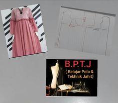 Long Dress Patterns, Dress Sewing Patterns, Clothing Patterns, Sewing Hacks, Sewing Tutorials, Cape Pattern, Dress Design Sketches, Muslim Dress, Dress Clothes For Women