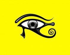 Olho de Horus.