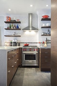 Before & After: A Smart Kitchen Transformation in Hell's Kitchen — Sweeten | Apartment Therapy
