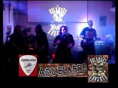 AQUELARRE, Concierto en El Holandes Errante,