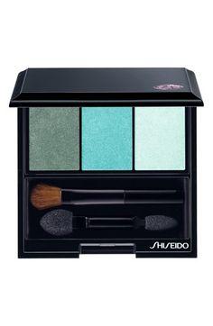 Shiseido 'Fall 2013' Luminizing Satin Eye Color Trio |