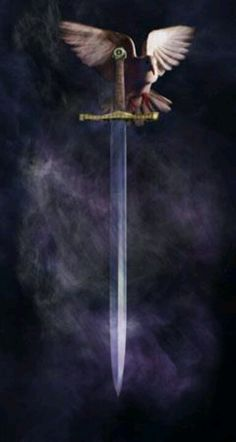 Ephesians 6:17 ~ The Sword of the Spirit, The Word of God.