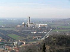 cementifici di Padova
