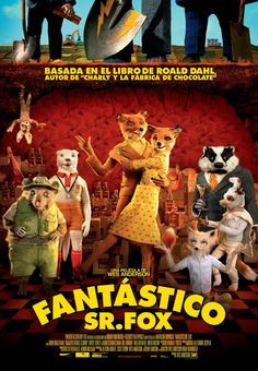 2009. Fantástico Sr. Fox - Fantastic Mr. Fox - tt0432283