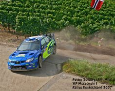 Subaru Impreza WRC - Solberg 2007