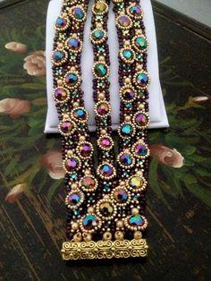 Indian Dream Crystal Bracelet by noastreasure on Etsy