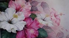Resultado de imagem para pintura de papoulas em tela