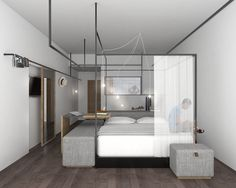 Four-o-Nine Studio Wins Eurostars Hotel Lab Design Competition | The John H. Daniels Faculty of Architecture, Landscape, and Design