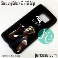 Hemmings 5 Sos Phone Case for Samsung Galaxy S7 & S7 Edge