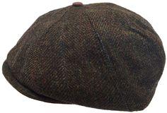 Goorin Bros Made USA Wool Tweed Rubenstein Gatsby 8 4 Newsboy Cap Ivy Hat  Deluxe 3964739713