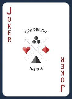 Win This Custom Card Deck & Discover Web Design Trends 2004-2014  https://www.pinterest.com/templatemonster/win-the-web-design-trends-cards/  #webdesigntrends #wordpress #web #poker #magic
