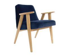 "Krzesło ""Velvet 08"", 50 x 50 x 61 cm"