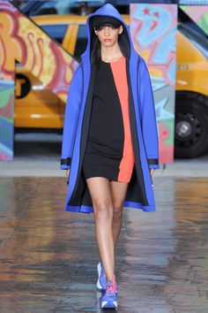 DKNY Spring 2014 Ready-to-Wear Collection Slideshow on Style.com