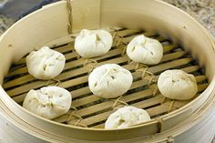 Thinking about dumplings for Chinese New Year on Jan. 31, 2014.