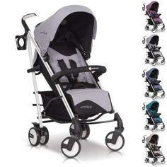 Euro-Cart Crossline Sportbabakocsi #szürke Baby Strollers, Children, Sports, Products, Baby Prams, Young Children, Hs Sports, Boys, Kids