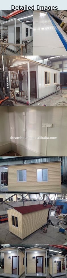 Cheap prefab houses with galvanized steel base/prefab homes granny flat/prefabricated portable yard cabin, View cheap prefab house, prefabricated portable yard cabin Product Details from Shanghai Xingfeng Color Board Light Steel Structure Co., Ltd. on Alibaba.com