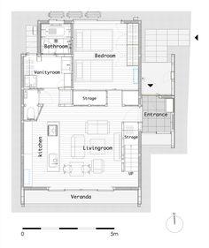 Gallery of House of Calm / Satoru Hirota Architects - 22