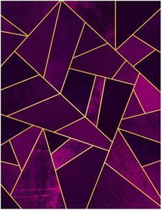 Love shades of purple