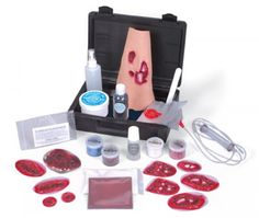 Kit maquillage secourisme FIRST