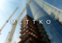 Brand identity for local construction management company