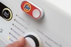 Push to buy: Amazon's Dash buttons turn your house into a store