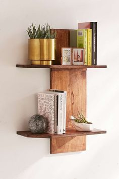 Pirro Double Wall Shelf - Urban Outfitters