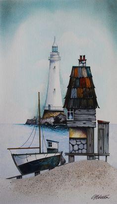gary walton artwork | Gary WALTON - Aurora