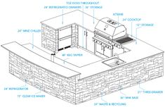 Outdoor kitchen plans 10 x 12 kitchen layout outdoor kitchen design plans ideas Outdoor Kitchen Plans, Outdoor Kitchen Countertops, Backyard Kitchen, Outdoor Kitchen Design, Outdoor Kitchens, Outdoor Cooking, Backyard Patio, Basic Kitchen, Summer Kitchen