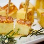 Receita de queijo coalho com mel e alecrim | Pimenta e Sal, receitas para o dia-a-dia