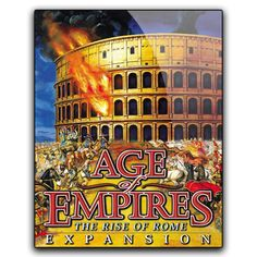 Icon Age of Empires The Rise of Rome by HazZbroGaminG