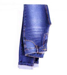 Calça Jeans Skinny feminina azul [R$ 125,00]