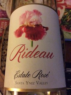 2013 Rideau Estate Rose 43% Mourvedre 31% Grenache 26% Syrah A refreshingly dry Rose that explodes on the nose with luscious tropical notes of dried banana chips, strawberry, and red apple.  Supple, lean, and elegant on the palate, with hints of rose water and melon elevated by a graceful acidity.