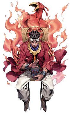 jojo only三部立绘。谢-トラララ! Jojo's Bizarre Adventure, Jojo's Adventure, Manga Anime, Anime Art, Jojo Stardust Crusaders, Jojo Stands, Steven Universe Movie, Jojo Memes, Animation