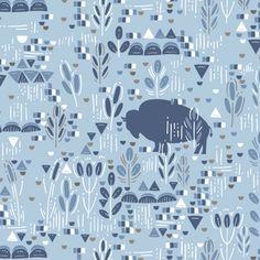 Hawthorne Threads - Roam - The Plains in Sky